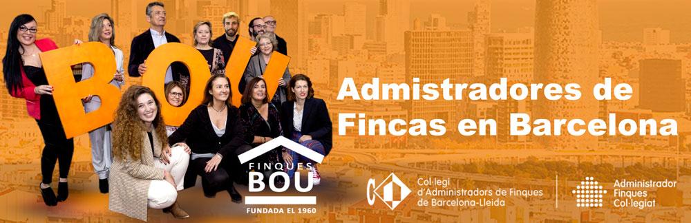 Administrador de comunidades en Barcelona